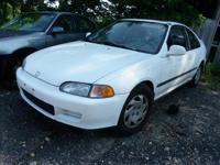We have recently gotten this Frost White 1995 Honda