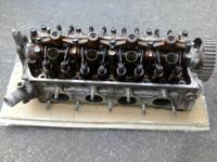 96-00 Civic EX D16y8 Cylinder Head Vtec Head   Used