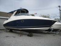 2009 Sea Ray 270 SUNDANCER REDUCED-This original owner