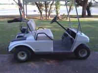 96 Club Car Golf Cart 48V, Trojan Batteries T875 three