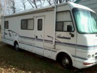 I have a really nice Class A Motor Home I bought about