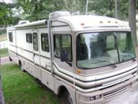 96 chevy fleetwood bounder runs great 36ft long with