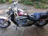 1996 Honda Shadow 1100ccc Nice bike with extras! 28K