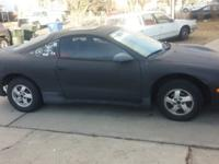 96 Mitsubishi eclipse 175000 miles on it.5 speed