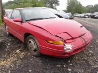 We have recently gotten this Red 1996 Saturn S-Series