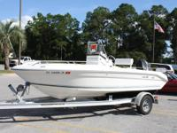 96 Sea Ray laguna 18 center console w/115 merc 383 hrs.