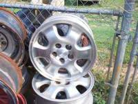 1996 Toyota Rav4- Aluminum Rims was $125.00 now $100