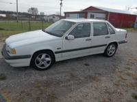 For sale online, '96 Volvo 850 Turbo 4 door with