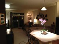 A 1 bedroom apartment is available for sublet in the