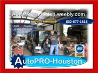Automotive Repair Facility with Mobile Mechanics