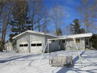 Crooked Lake!! Great 2-Bedroom Home with Attached