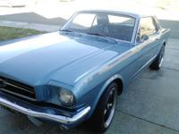 '64 Ford Mustang for sale by owner. Asking $25,000 or