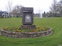 The gated community of Lakewood Hills, features 17