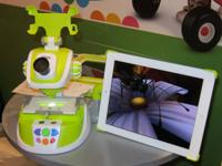 The iTikes Microscope allows your child to explore the