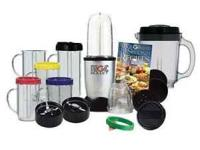 This is the DELUXE MAGIC BULLET including: 1-Magic