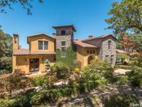 Magnificent Tuscan villa estate on 1.6 acres w/