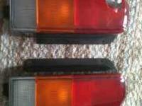 97-01 jeep cherokee tail lights. Passenger side in