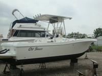 Provided For Sale,. ! 997 23' Offshore Center-console