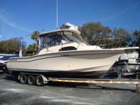 2006 Grady-White 30 MARLIN This 2006 Grady White 30