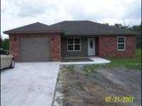 New Home, 3 minutes from the Industrial Park, located