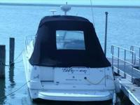 2004 Sea Ray 320 SUNDANCER IN THE WATER AND READY TO GO