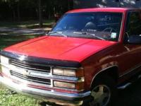 Great running truck.. 4.3L V6, Motor was rebuilt last