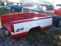 1997 Chevy truck bed (long), good solid bed, a few