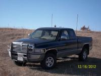 1997 Dodge ram 1500 Laramie SLT with the 5.2 L 318 v8.