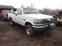 97 ford f 350 288000 org new motor w 110000 on it and