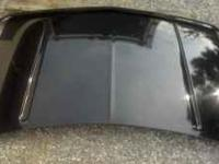 I have a GMC k1500 truck hood with bug guard for sale