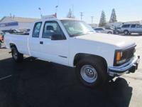 1997 GMC Sierra 2500 Extended Cab ? Long Bed ? Tow