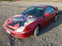 For sale: 97 Honda Prelude SH Clean title, no