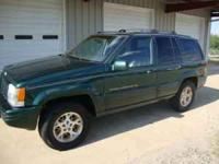 Im selling my Jeep Grand Cherokee the truck is in great