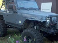 97 jeep tj 4.0 lots of extras 6 in. Rubicon Express