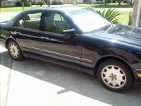 Up for sale is a 97 Mercedes E320. Is has Bose sound