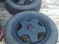 I Have 2 Monte Carlo SS rims, that are simular to 95