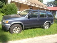 Reduced price $1500 firm. 97 Nissan Pathfinder