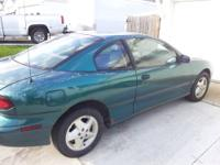 97 sunfire 154,000 miles. i purchased a cobalt and no