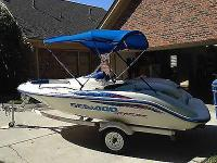 97 Sea Doo Sportster 85 HP. Shorelander galvanized