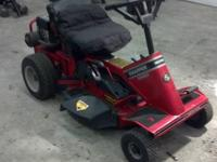 "THIS 1997 SNAPPER MOWER RUNS GREAT IT HAS A 28"" CUT"