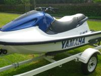 97 Yamaha GP1200 with Trailer Extremely low hours