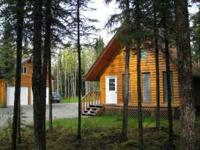 AVAILABLE NOW-Like-new large fully furnished cabin with