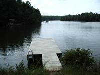 HYCO LAKE, BEAUTIFUL LAKE FRONT HOUSE, 2 BR/2BA 1500SQ