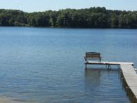 Lake home available for for weekly rental. The home has