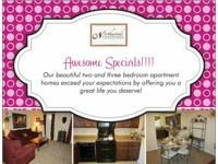 Come experience life at Northwoods Townhomes!  Looking