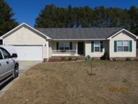 Great home located in a small quiet subdivision and on