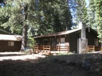 3 bd, 2 ba, Knotty Pine Cabin. Short distance from