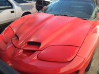 Aftermarket hood comes with New GM hood screens LH &
