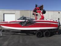 2011 SUPER AIR NAUTIQUE 230 TEAM INCLUDES-TOWER, TOWER