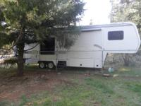 98 alta/ideal 32ft fifth wheel nice condition but does